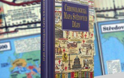 Chronologická Mapa Světových Dějin trvale zlevněna na 1.299 Kč