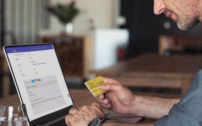 Nově můžete platit platební kartou