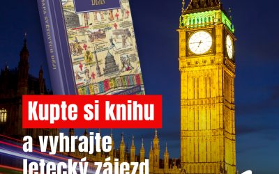 Soutěž o letecký zájezd do Londýna prodloužena do 31.1.2020